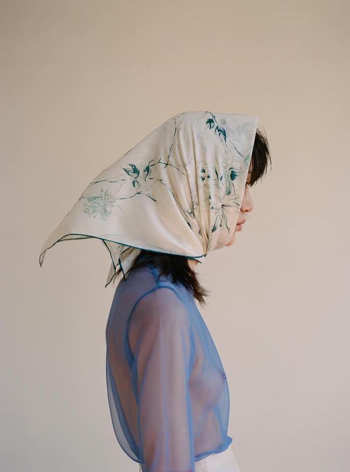 Photographed by Alexander Saladrigas for Dazed Korea