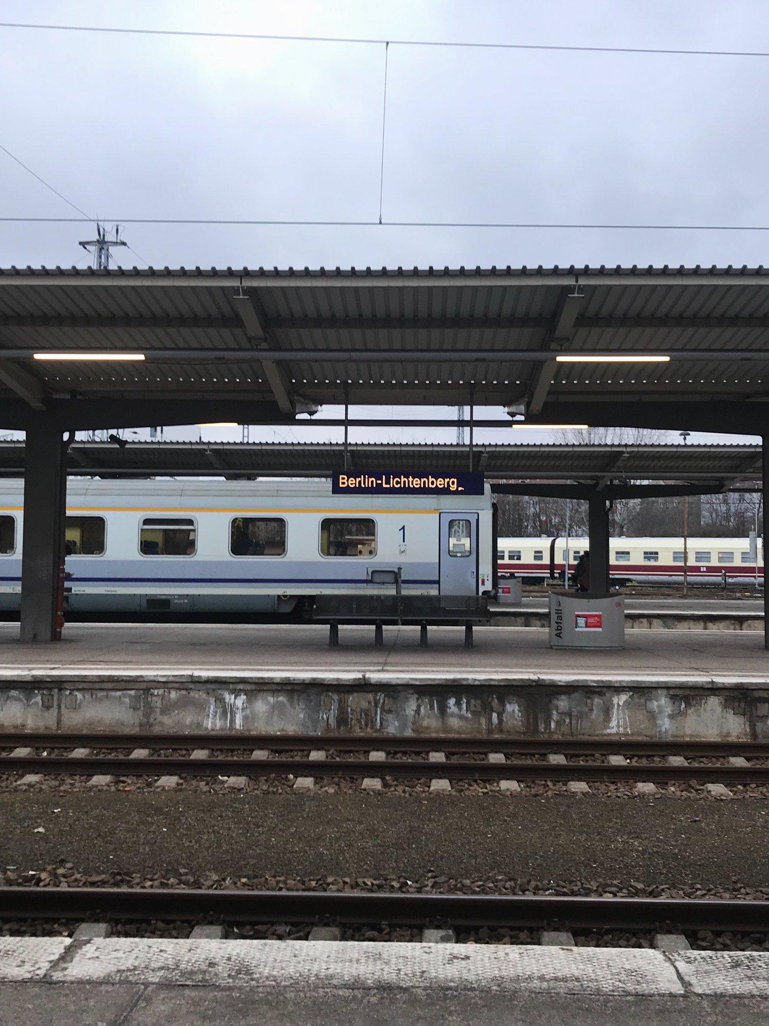 A Piece Of Berlin Germany Nuet
