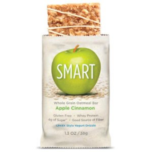 All SmartBar flavors are gluten free, and there are two flavors which don't contain nuts (apple cinnamon and blueberry).
