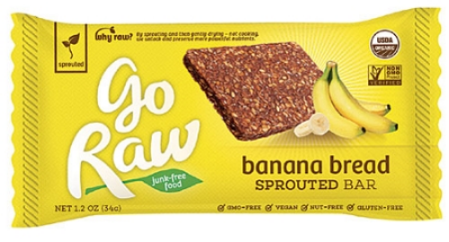 Go Raw products are gluten free, soy free, nut free, and vegan.