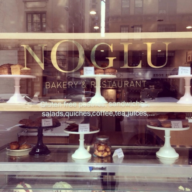 NoGlu Gluten-Free Bakery in New York City