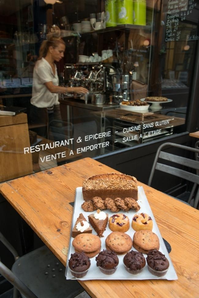 Fréderique Jules, Photo: Gluten Free Living