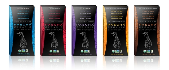 Pascha Allergy Free Chocolate