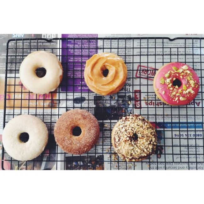 Borough 22 Bakehouse, Gluten-Free, Vegan Doughnuts