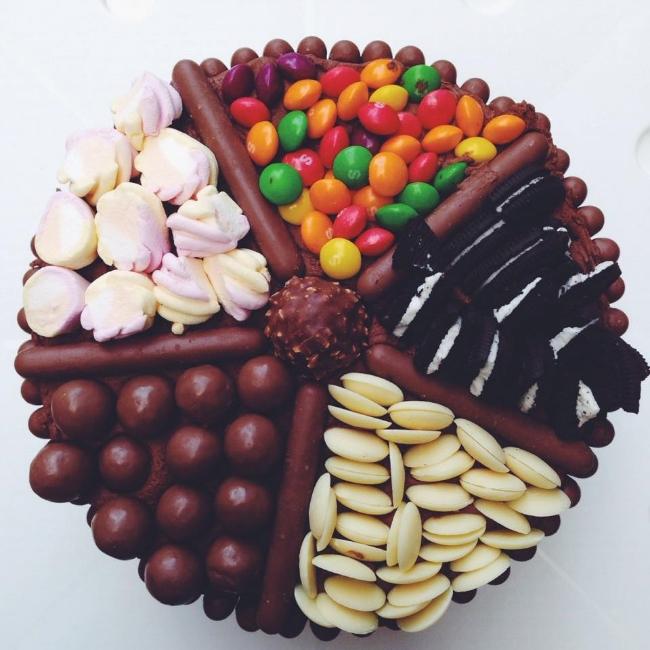 Candy Cake, Vegan, Gluten-Free