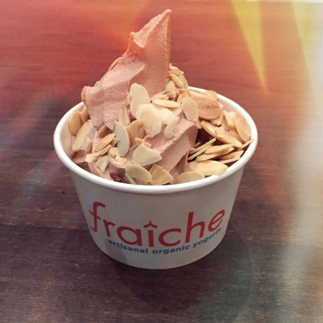 Fraiche artisanal organic yogurt
