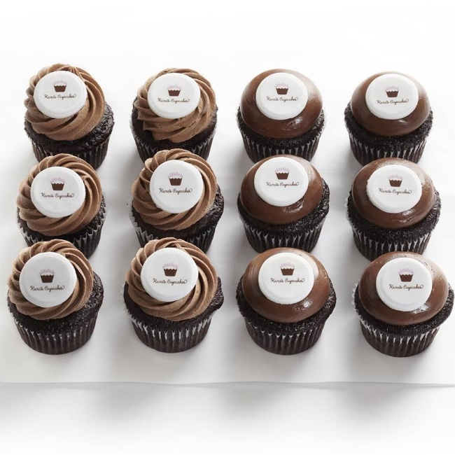 Kara's Gluten-Free Chocolate Cupcakes in San Francisco