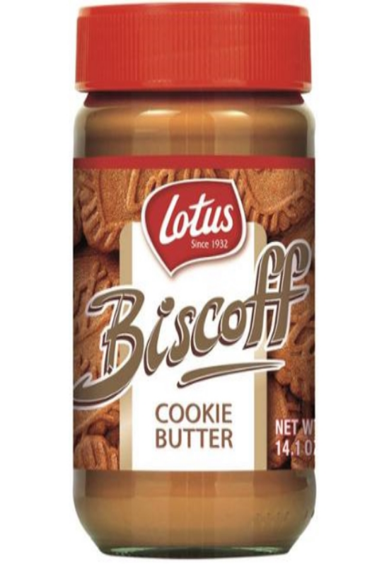 Biscoff Cookie Butter