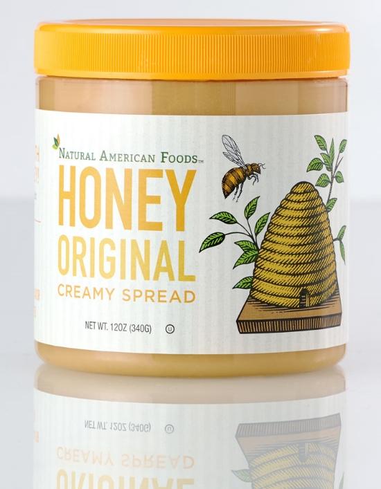 Spreadable Honey