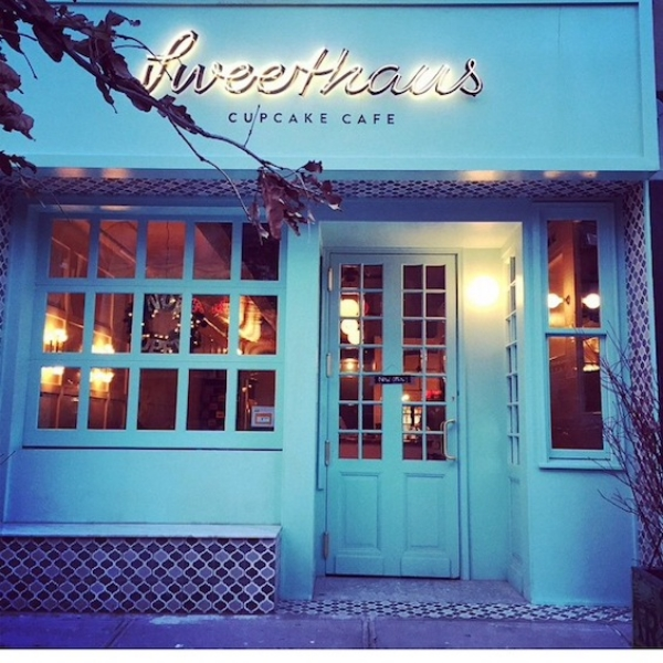Sweethaus Cupcake Cafe Brooklyn