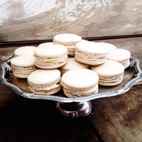 Salted Caramel Macarons, Photo C/O Sweethaus