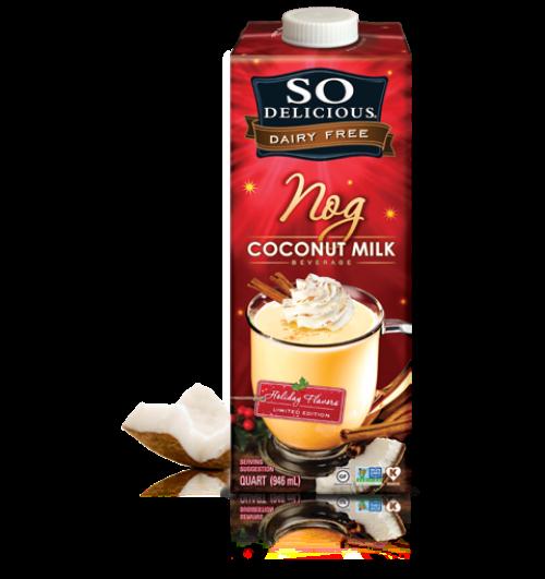 SoDelicious Dairy Free Nog Coconut Milk