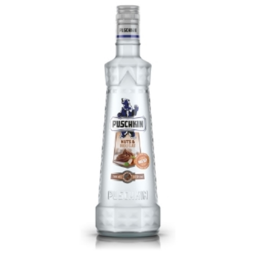 Puschkin Nuts & Nougat Vodka