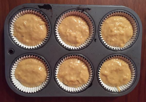 Power Protein Muffins