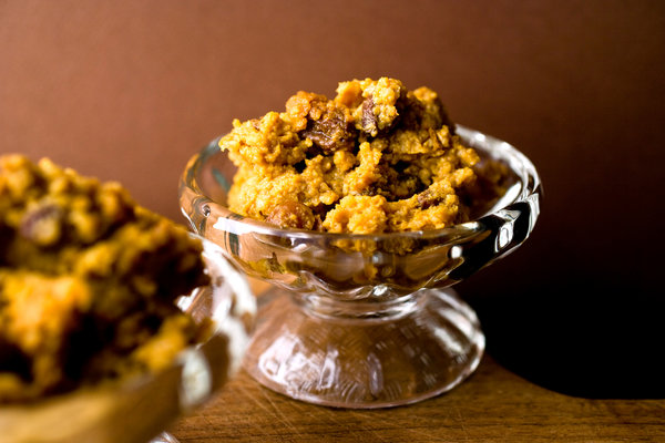 Indian Pumpkin Pudding from The New York Times