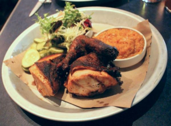 Nut-Free, Gluten-Free Chicken BBQ in NYC