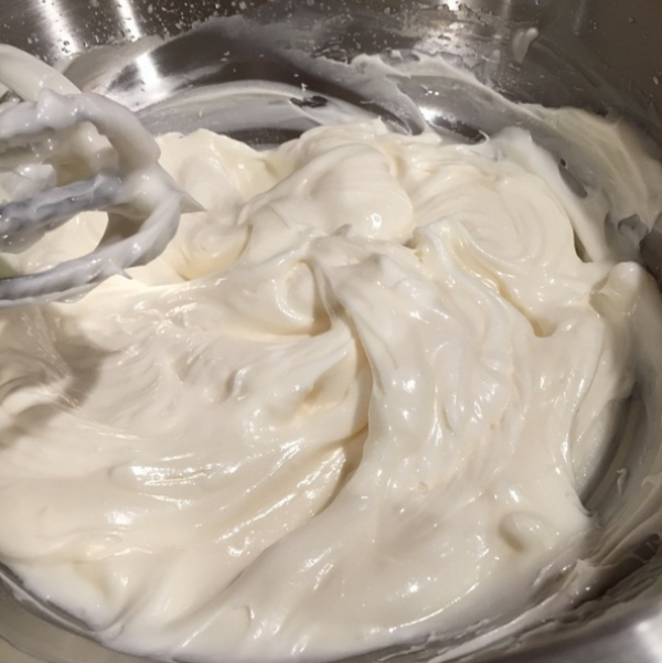 Whipping up a batch of body butter, Photo Credit: Kiss Freely