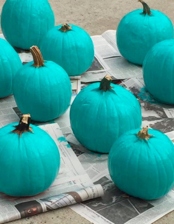 Teal Pumpkins, Photo Credit: Kiss Freely