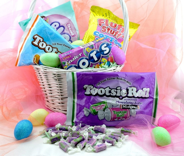 Tails from the allergen free easter bunny the allergy free wife tootsie roll gluten free nut free peanut free easter products negle Image collections