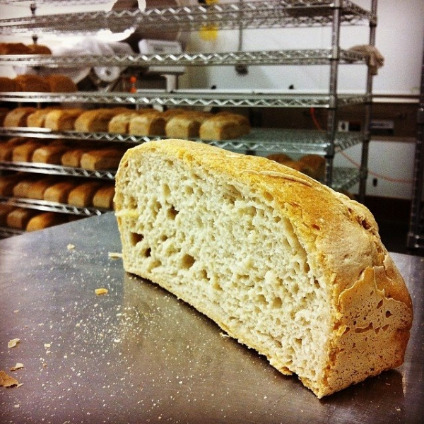 Gluten-Free, Nut-Free Sourdough