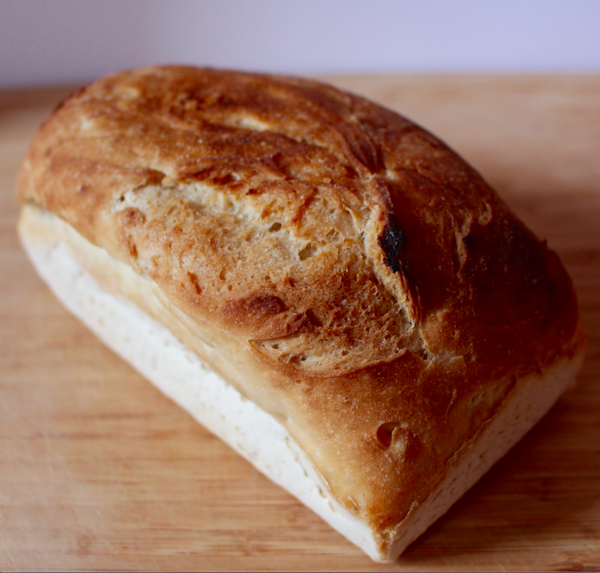 The most beautiful gluten-free, nut-free, vegan sourdough bread from Bread Srsly
