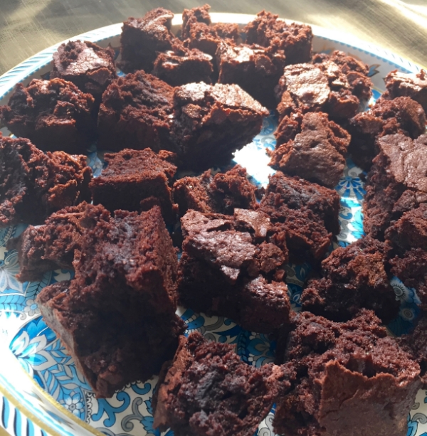 The Allergy Free Wife's Mexican Chocolate Brownies from The Really Great Food Company