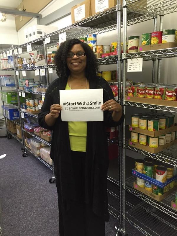 Food Equality Initiative Amazon Smile Program