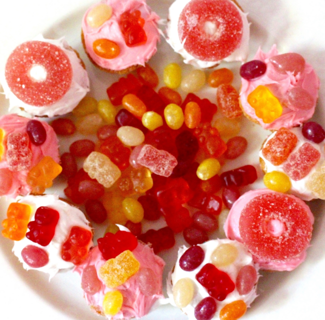 allergy-free vanilla cupcakes