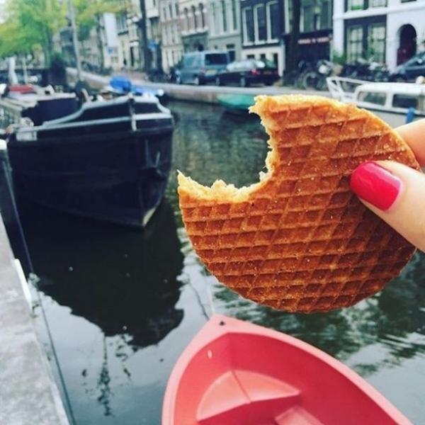 Gluten-Free Cookie, Amsterdam