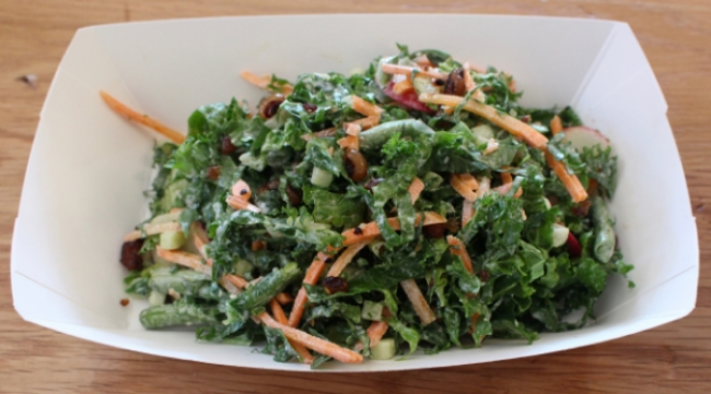 Chopped Salad from Carla Hall's Southern Kitchen