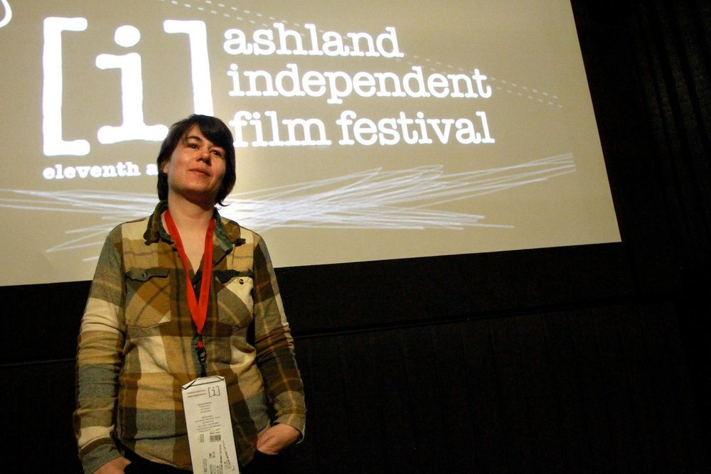 Q+A at Ashland Independent Film festival for My Best Day