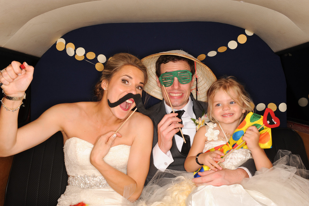 The photo booth that will leave your guests talking about your event!