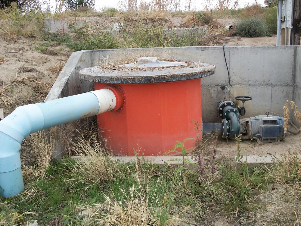Direct pump reservoir system