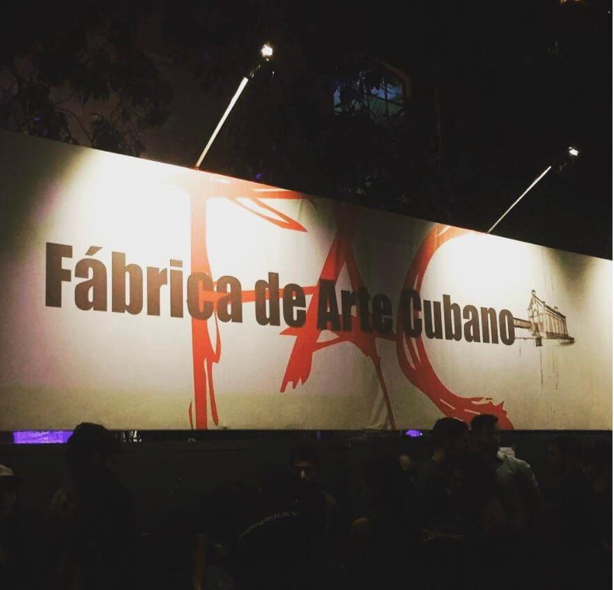 Private Tour of Fábrica de Arte Cubano