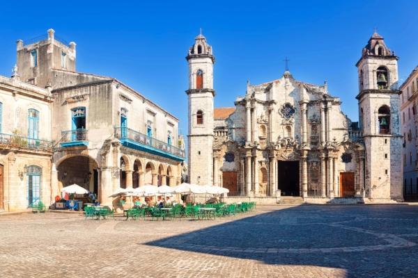 Plaza de la Catedral (Cathedral Square)