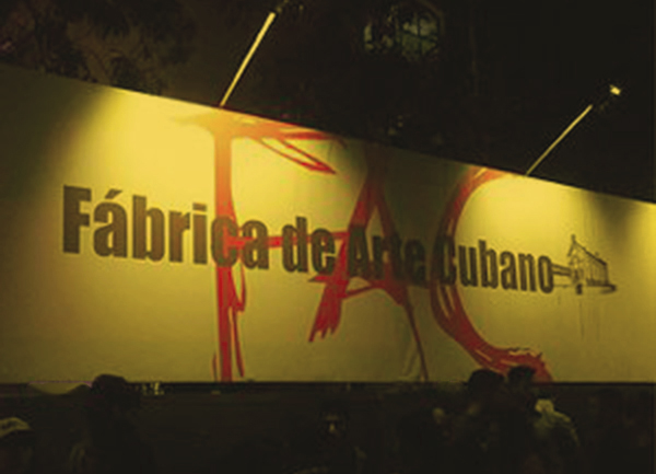 Fabrica de Arte Cubano (FAC)