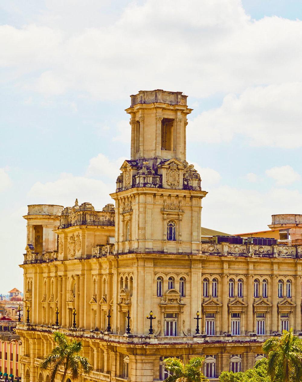 El Museo de Bellas Artes