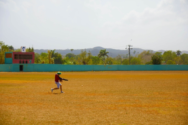Baseball is the national pastime in both Cuba and the US