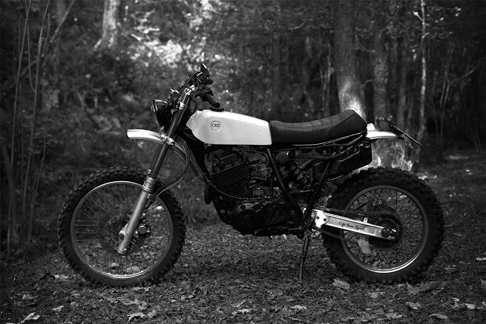 CRSS #6: YAMAHA XT 600 FOR SALE
