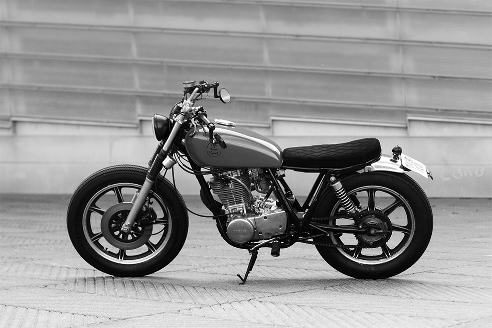 Yamaha SR500 Bobber likewise Watch moreover Sr500 5 in addition The 42 Best Custom Sport Bikes By Drivenbychaos also SALE EN. on yamaha sr500