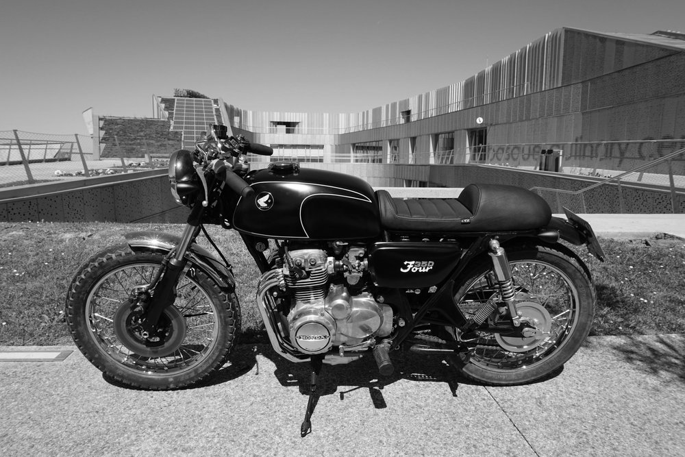 CRSS #19: HONDA CB 350 FOUR SOLD