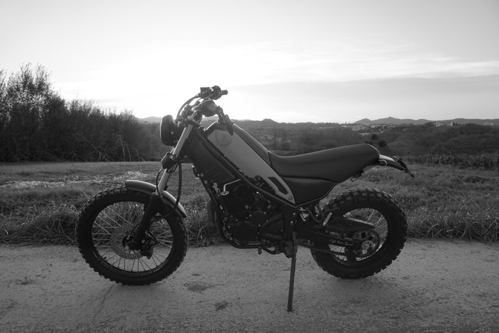 CRSS #15: YAMAHA TRICKER 250  SOLD