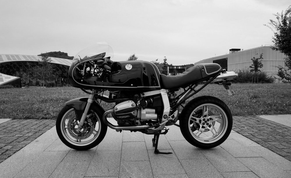 CRSS #32: BMW R 1100 S  SOLD