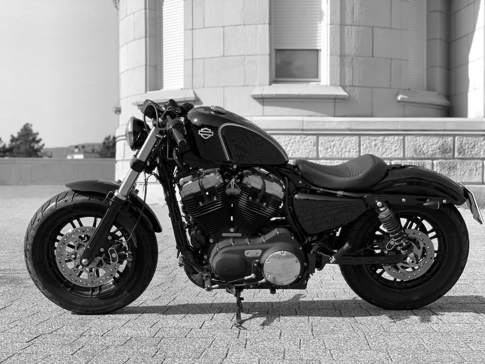 CRSS #52: HD SPORTSTER FORTY EIGHT  SOLD