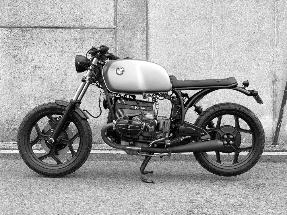 CRSS #53: BMW R80 RT  SOLD