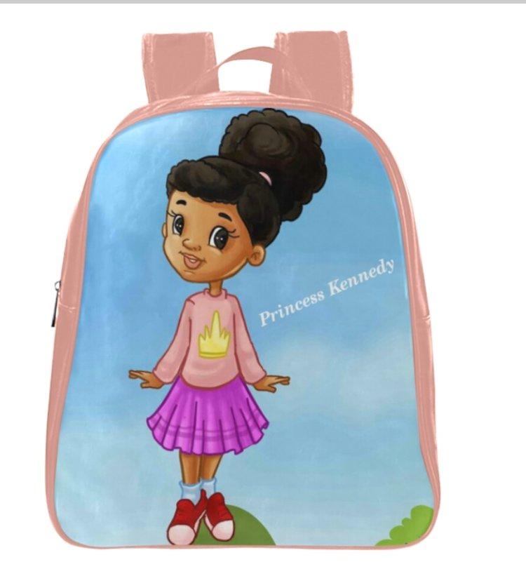 Pretty Princess Backpack - Personalized — Val Pugh Love b3d49a9a71793
