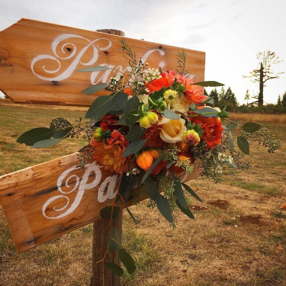 Sarah Renard Floral 60s Inspiration Bouquet