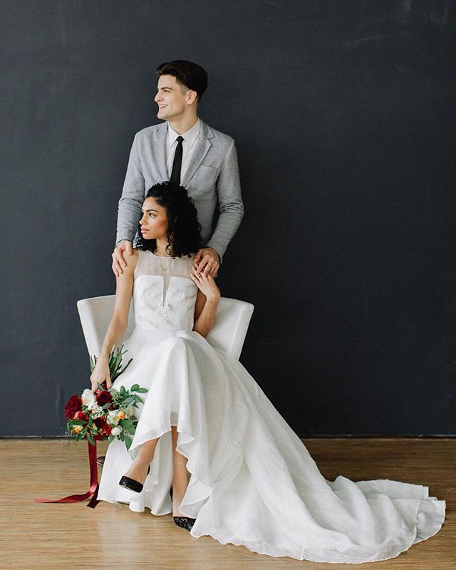 This is one of my all-time favorite bridal portraits. So sophisticated while still being soft and romantic. Do you guys prefer styled wedding photos like this or more candid? Indoor or outdoors? Trendy or timeless? Serious or silly? #sarahrenardfloral #feedlove⠀ Photographer: @eden.willow⠀⠀⠀ Stylist: @powerofloverentals⠀⠀⠀ Rentals: Something Borrowed⠀⠀⠀ Flowers: @sarahrenardfloral Venue: @jupiterhotel⠀⠀⠀ Hair & Makeup: @ckennedybeauty⠀⠀⠀ Models: @andromedaursa & @thematiasgonzalez ⠀⠀⠀ Gown: @elizabethdye⠀⠀⠀ Jewelry: @thenorthwaystudio ⠀⠀ .⠀⠀ .⠀⠀ .⠀⠀ .⠀⠀ .⠀⠀ #wokefolk #catalystwedco #portlandflorist #portlandbride #oregonbride #pnwbride #oregonweddingflorist #portlandweddingflorist #bridalstyle #flowers #wedding #weddinginspiration #portlandwedding #oregonwedding #weddingflowers #nwweddings #floristsofinstagram #tuesdaystogetherpdx #1001weddings #northwed #soloverly #pnwwedding #pnwedding #engagedlife #cascadeweddings #bridalbouquet #pacificnorthwestwedding #winsomerosejournal