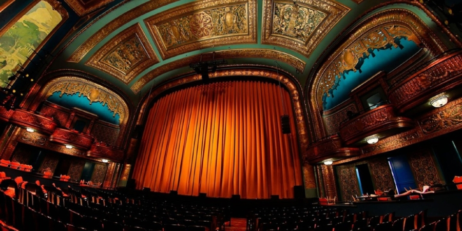 Curran Theatre post renovations, courtesy of 7x7 Magazine.