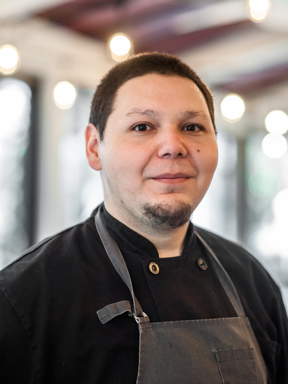 Executive Sous Chef Jesus Garcia  Image ©2017  Rachel Valley